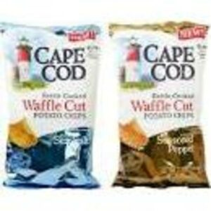 Cape Cod Kettle Cooked Waffle Cut Potato Chips