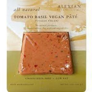 Alexian Tomato Basil Pate