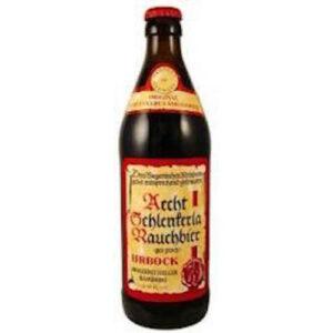 Aecht Schlenkerla Urbock Rauchbier • 16.9oz Bottle