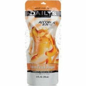 Daily's Frozen Peach Daiquiri Pouch