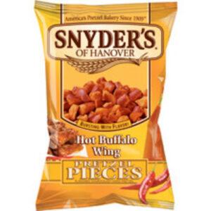 Snyder's Pretzel Pieces • Hot Buffalo Wing