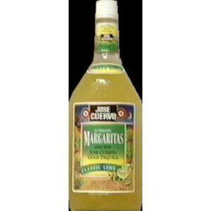 Jose Cuervo Authentic Margaritas Classic Lime