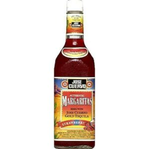 Jose Cuervo Authentic Strawberry Margarita