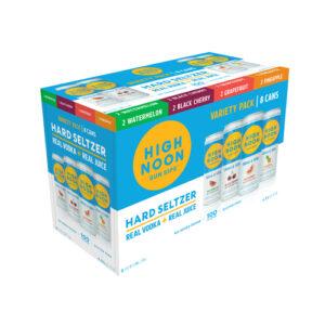 High Noon Sun Sips • Variety Pack 8pk-355ml