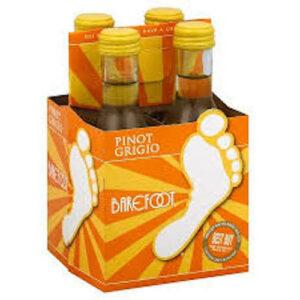 Barefoot Pinot Grigio 4pk Pet