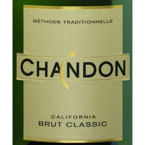 Domaine Chandon Brut Classic Methode Traditionnelle Chardonnay