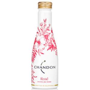 Chandon Rose Sparkling Aluminum Bottle Singles