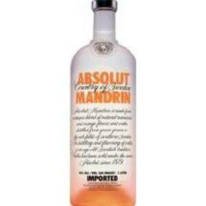 Absolut Vodka • Mandrin