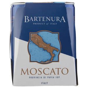 Bartenura Moscato Can 4 Pk