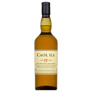 Caol Ila 12 Year Old Islay Single Malt Scotch Whisky
