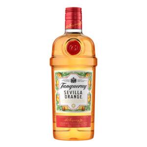 Tanqueray Gin • Sevilla Orange