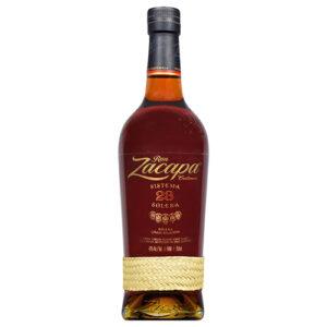 Ron Zacapa 23 Sistema Solera Gran Reserva Rum
