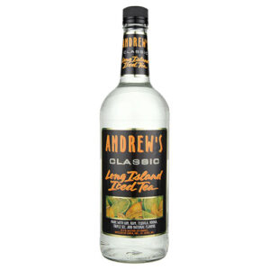 Andrew's Classic Long Island Iced Tea Cocktail