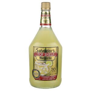 Salvador's Top Shelf Margarita