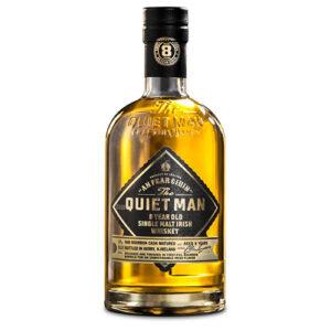 """an Fear Ciuin"" The Quiet Man 8 Year Old Single Malt Irish Whiskey"