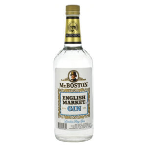 Mr. Boston English Market Extra London Dry Gin
