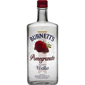 Burnett's Vodka • Pomegranate