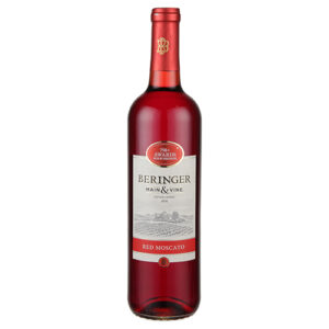 Beringer Red Moscato 15 / Case