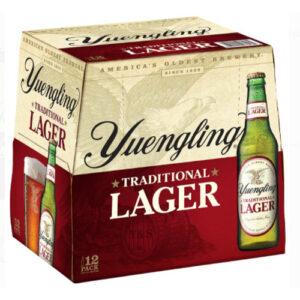 Yuengling Lager • 12pk Bottle