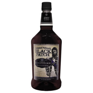 Admiral Nelson Rum • Black Patch