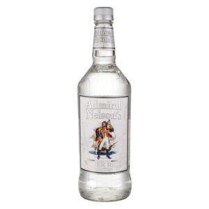 Admiral Nelson Rum • White