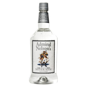 Admiral Nelson Rum • Silver
