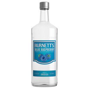 Burnett's Blue Raspberry Vodka