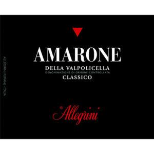 Allegrini Amarone Classico 6 / Case
