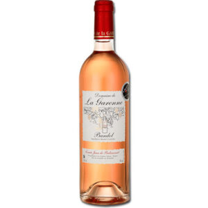 Domaine De La Garenne (Comte Jean De Balincourt) Cuvee M Rose Bandol Cin...