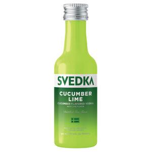 Svedka Vodka • Cucumber Lime 50ml (Each)