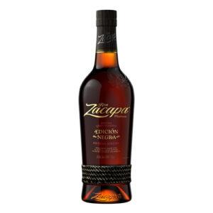 Ron Zacapa Rum • Negra 6 / Case