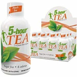 5-hour Peach Tea Energy Shot