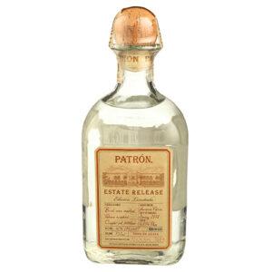 Patron Tequila • Silver Estate