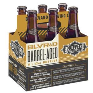 Boulevard Blvr&d Barrel-aged Variety • 6pk Bottle
