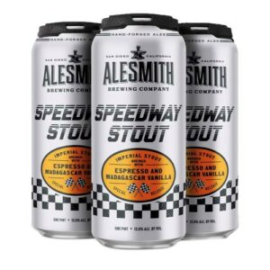 Ale Smith Speedway Stout Variant Rotator • 16oz Cans