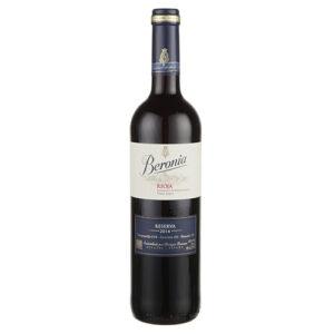 Bodegas Beronia Reserva Rioja Red Blend