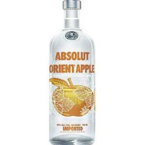 Absolut Vodka • Orient Apple