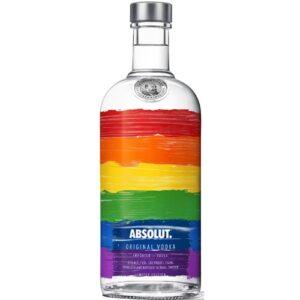 Absolut Vodka • 80 Pride Colors