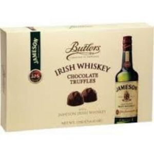 Butlers Irish Whiskey-jameson Chocoalate Truffle Candy Bar