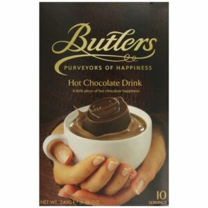 Butlers Cocoa Hot Chocolate Meltaways
