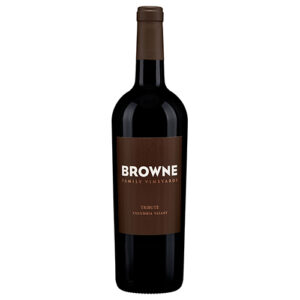 Browne Family Tribute Red
