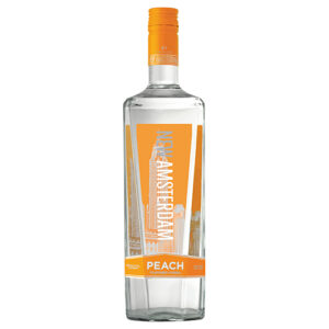 New Amsterdam Vodka •peach• Gallo California
