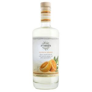 21 Seeds Tequila • Valencia Orange