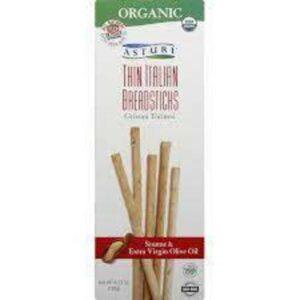 Asturi Italian Sesame Seed Breadsticks