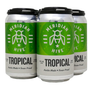 Meridian Hive Tropical Mead • Cans