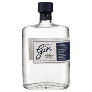 Woody Creek Gin 6 / Case