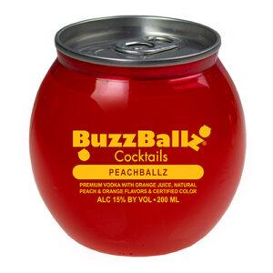 Buzballz • Peach Balls
