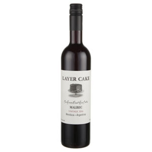 Layer Cake One Hundred Percent Hand Crafted Malbec