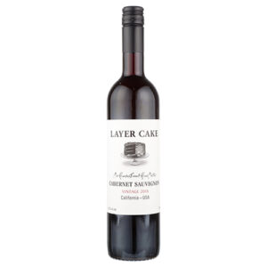 Layer Cake One Hundred Percent Hand Crafted Cabernet Sauvignon