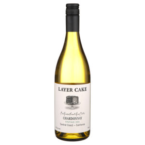 Layer Cake One Hundred Percent Hand Crafted Chardonnay